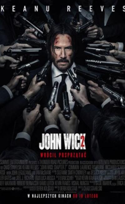 John Wick 2 Kino