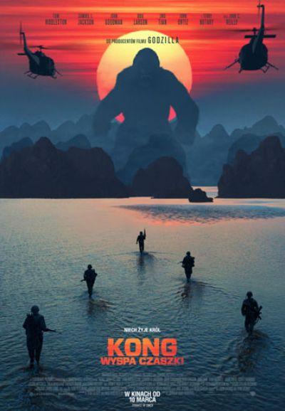 Kong: Wyspa czaszki (2017)