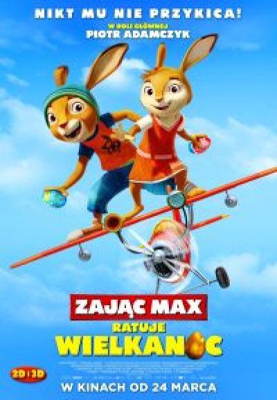 Zając Max ratuje Wielkanoc (2017)