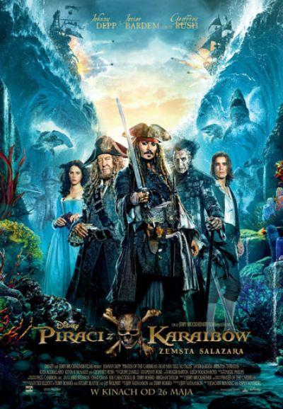 Piraci z Karaibów. Zemsta Salazara (2017)