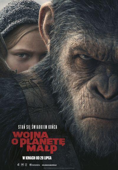 Wojna o planetę małp (2017)