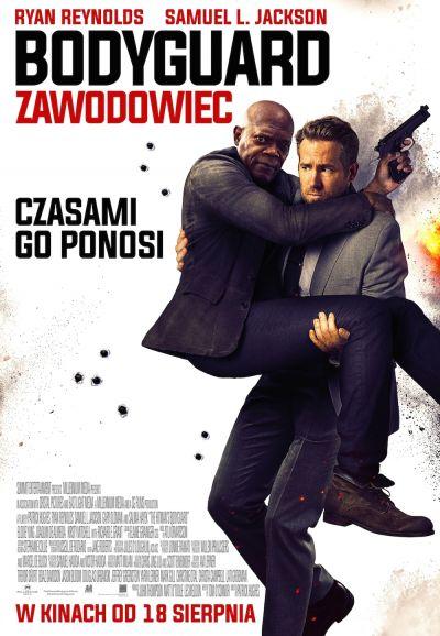 Bodyguard Zawodowiec (2017)