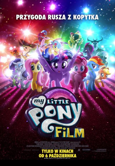 My Little Pony. Film (2017)