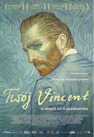 Twój Vincent (2017)