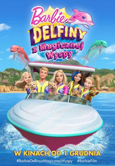 Barbie: Delfiny z Magicznej Wyspy (2018)
