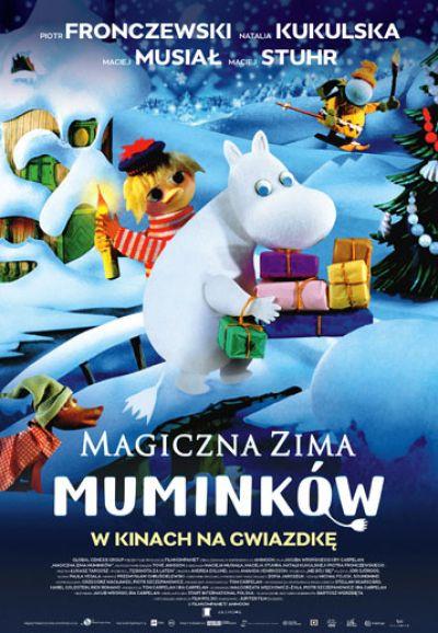 Magiczna zima Muminków (2018)