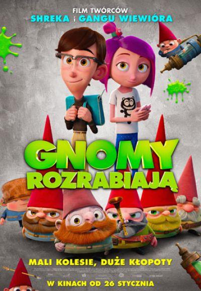 Gnomy rozrabiają (2018)