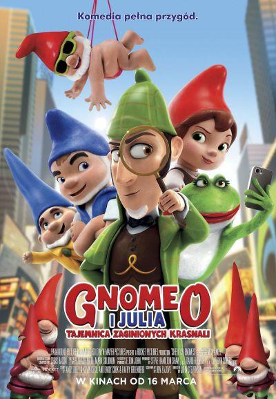 Gnomeo i Julia. Tajemnica zaginionych krasnali (2018)