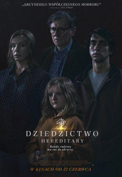 Dziedzictwo. Hereditary (2018)