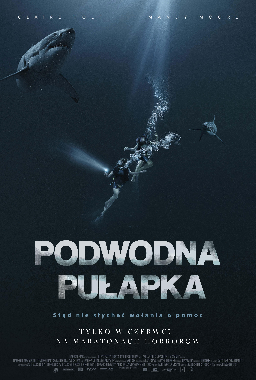 Podwodna pułapka (2018)