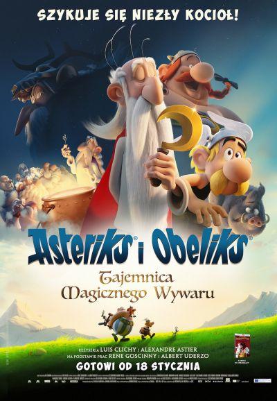 Asteriks i Obeliks. Tajemnica magicznego wywaru (2019)