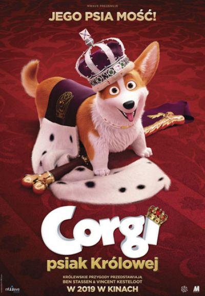 Corgi, psiak Królowej (2019)