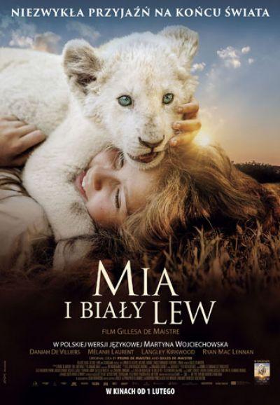 Mia i biały lew (2019)