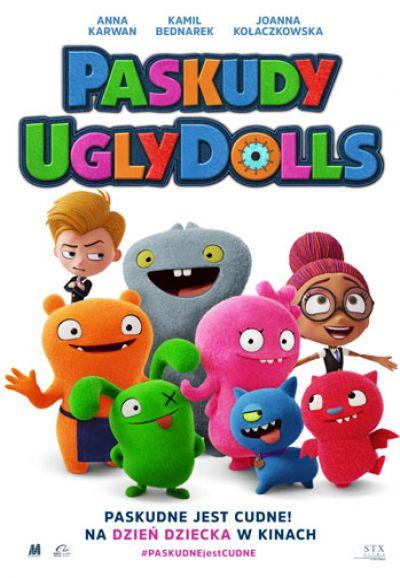 Paskudy. UglyDolls (2019)