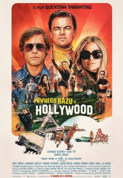 Pewnego razu... w Hollywood (2019)