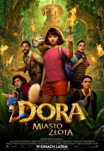 Dora i miasto złota (2019)