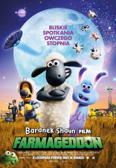 Baranek Shaun Film. Farmageddon (2019)