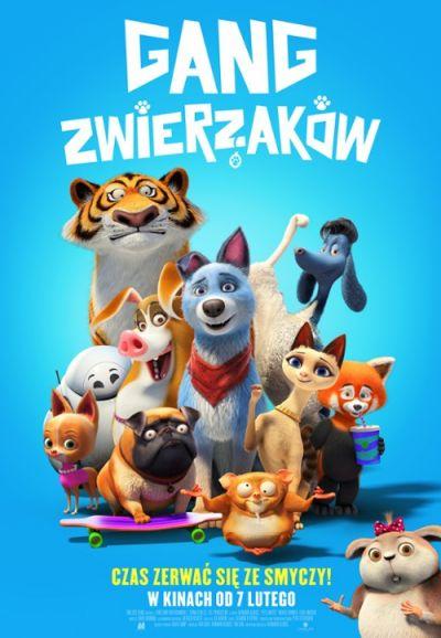 Gang zwierzaków (2020)