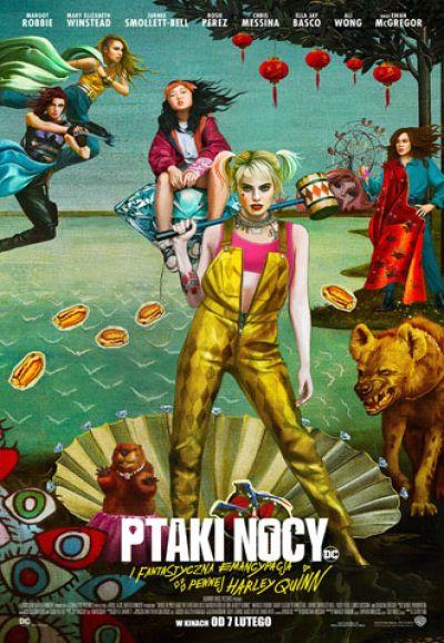 Harley Quinn: Ptaki Nocy (2020)