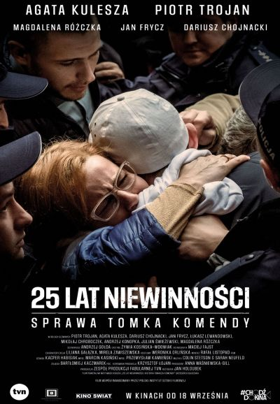 25 lat niewinności. Sprawa Tomka Komendy (2020)