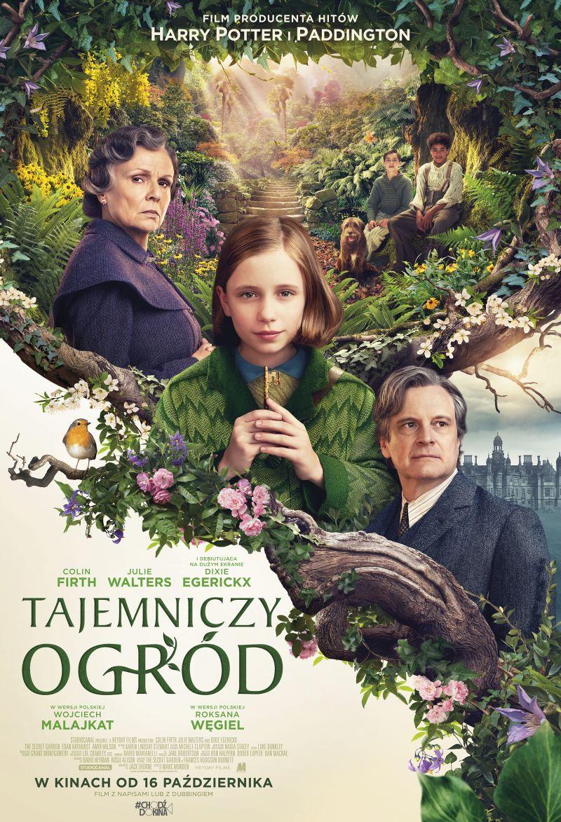 Tajemniczy ogród (2020)
