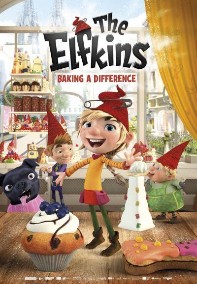 Elfinki - ciasteczkowy festiwal (2021)