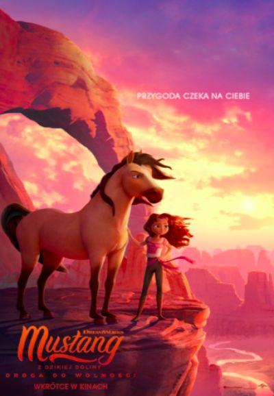 Mustang z dzikiej doliny: Droga do wolności (2021)