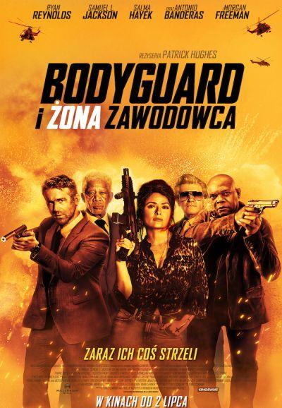 Bodyguard i żona zawodowca (2021)
