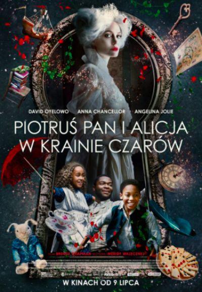 Piotruś Pan i Alicja w Krainie Czarów (2021)