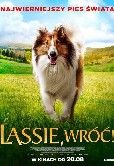 Lassie, wróć! (2021)