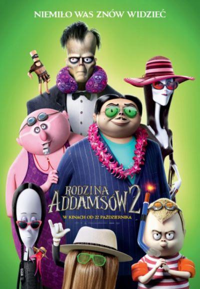 Rodzina Addamsów 2 (2021)